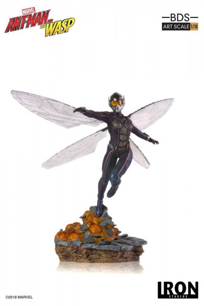 Ant-Man & the Wasp - Wasp Statue / BDS Art: Iron Studios