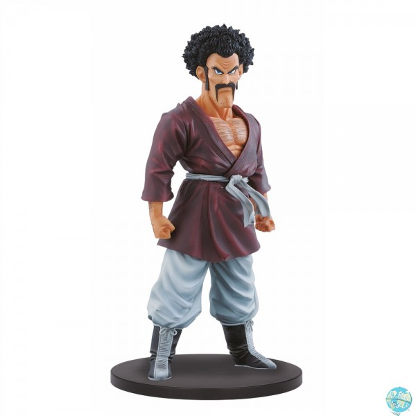 Dragonball Z - Mr. Satan Figur - Resolution of Soldiers: Banpresto