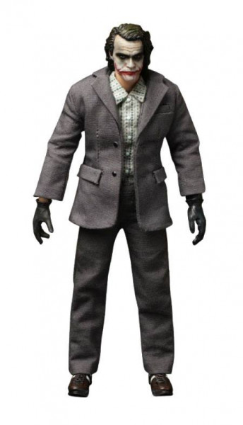 The Dark Knight - The Joker Aktionfigur / Bank Robber Ver.: Soap Studio