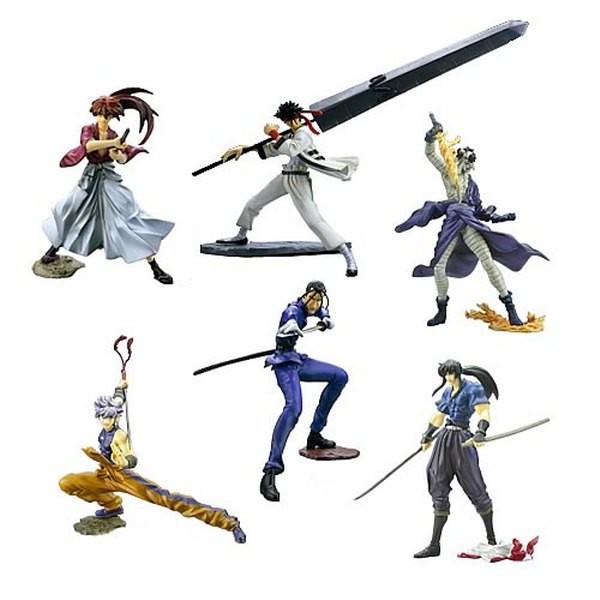 Rurouni Kenshin - 1x Sammelfigur Blindbox: Yamato