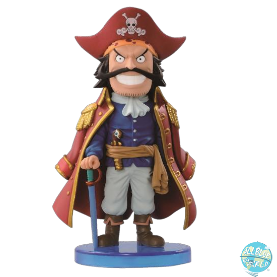 One Piece Gol D. Roger Banpresto World Collectible Figure (WCF) Vol.1 6cm