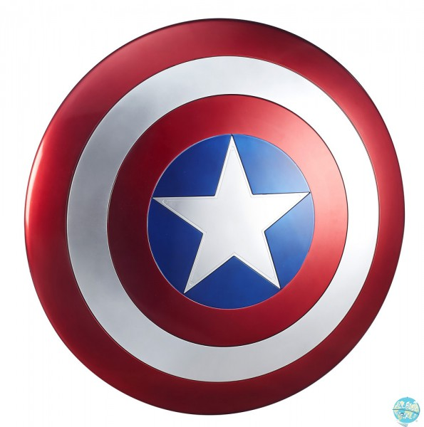 Marvel Legends - Captain America Schild - Replika: Hasbro