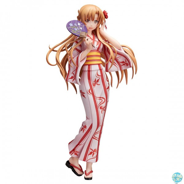Sword Art Online II - Asuna Statue - Yukata Version: FREEing
