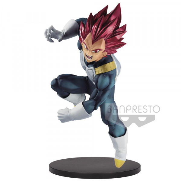 Dragon Ball - SSG Vegeta Figur / Blood of Saiyans - Special VII: Banpresto