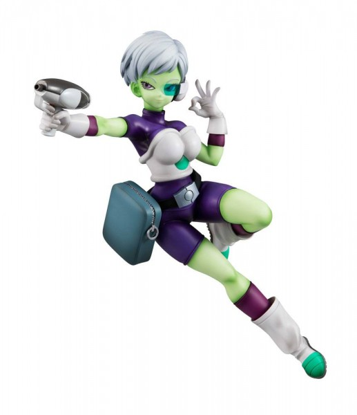 Dragonball - Cheely Statue / Gals: MegaHouse