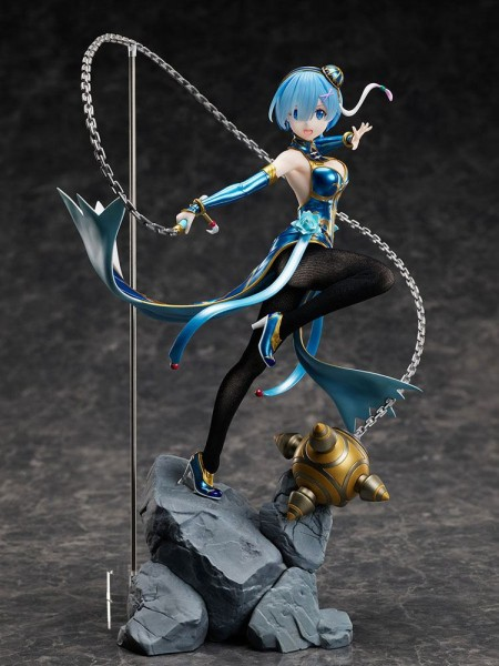 Re:ZERO Starting Life in Another World - Rem Statue / China Dress Version: Furyu