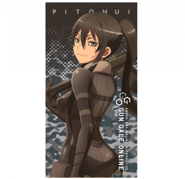 Sword Art Online - Alternative Gun Gale - Pitohui Handtuch: Sega