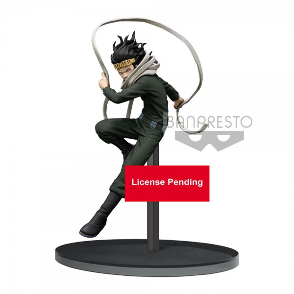My Hero Academia - Shota Aizawa Figur: Banpresto