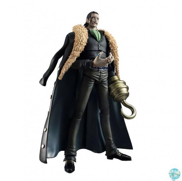 One Piece - Sir Crocodile Actionfigur - Variable Action Heroes: MegaHouse
