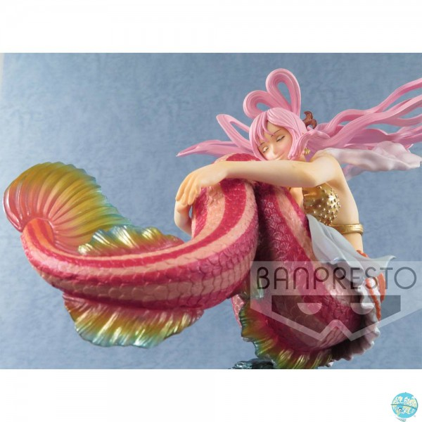One Piece - Shirahoshi Figur - SCultures / Rainbow Color Version: Banpresto