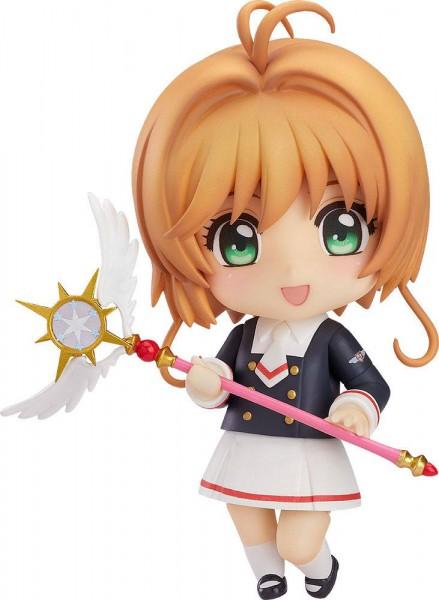 Cardcaptor Sakura - Sakura Tomoeda Nendoroid / Junior High Uniform Version: GSC