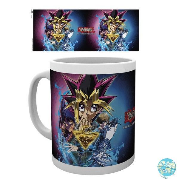 Yu-Gi-Oh! - Tasse - Key Art Motiv: GYE