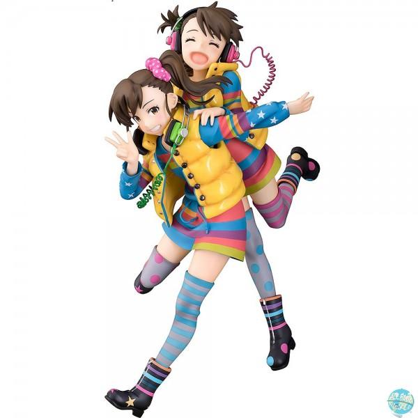The Idolmaster - Ami & Mami Futami Statue : Phat!