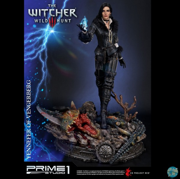 Witcher 3 Wild Hunt - Yennefer von Vengerberg Statue - limited Edition: Prime 1 Studio