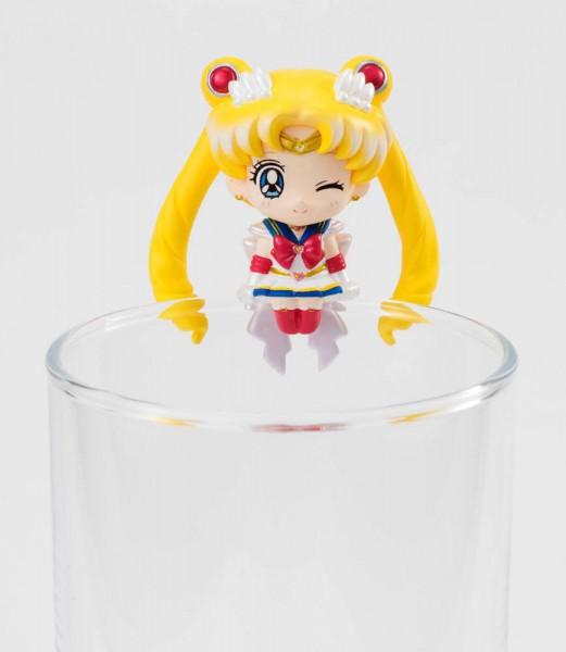 Sailor Moon - Sailor Moon Sammelfigur - Ochatomo Series / Cosmic Heart Cafe: MegaHouse