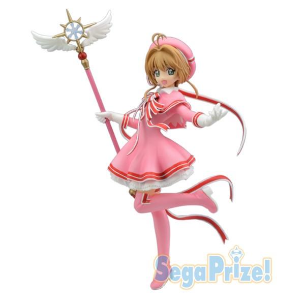 Card Captor Sakura - Sakura Kinomoto Figur: Sega