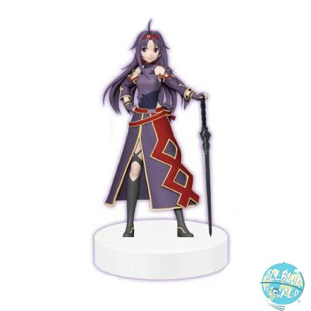 Sword Art Online Ordinal Scale - Yuki Figur - DXF: Banpresto