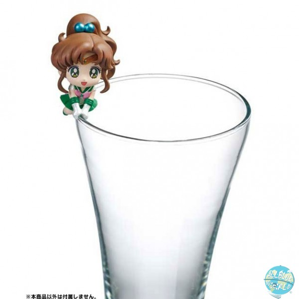 Sailor Moon - Sailor Jupiter Sammelfigur - Pretty Soldier Ochatomo Series / Moon Prism Cafe: MegaHou