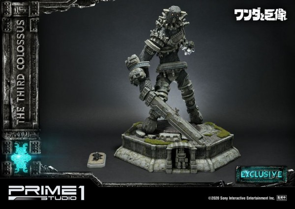 Shadow of the Colossus - The Third Colossus Statue / Exclusive: Prime 1 Studio