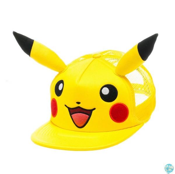 Pokemon - Pikachu Trucker Cap: Bioworld