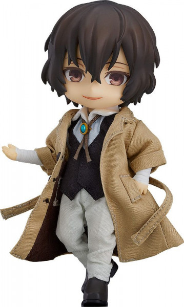 Bungo Stray Dogs - Osamu Dazai Nendoroid Doll: Orange Rouge