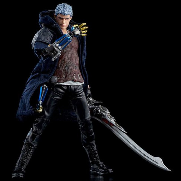 Devil May Cry 5 - Nero Actionfigur: Sentinel
