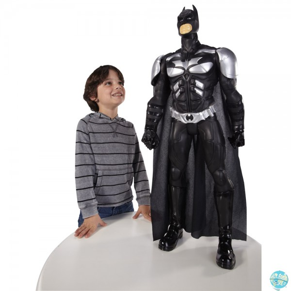 Batman Jakks Pacific Giant Size Actionfigur Chromium Edition 79cm