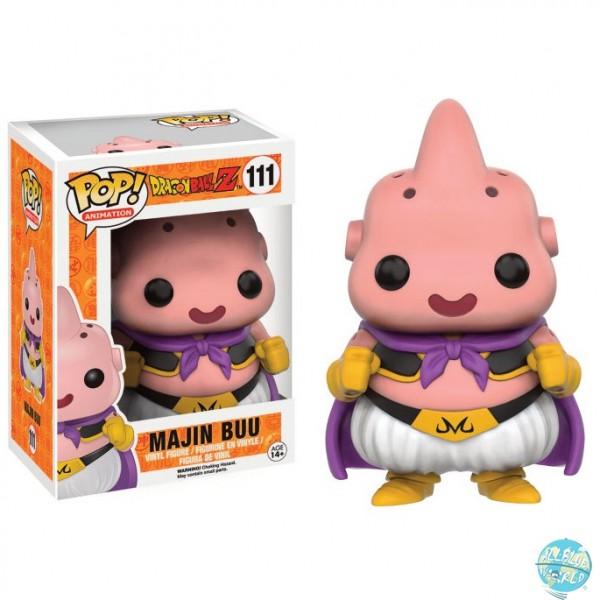 Dragonball Z - Majin Boo Figur - POP: Funko
