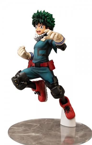 My Hero Academia - Izuku Midoriya Statue: Chara-Ani