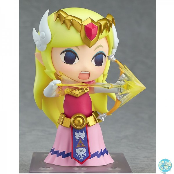 The Legend of Zelda The Wind Waker HD - Zelda Nendoroid / The Wind Waker HD Ver.: Good Smile Company