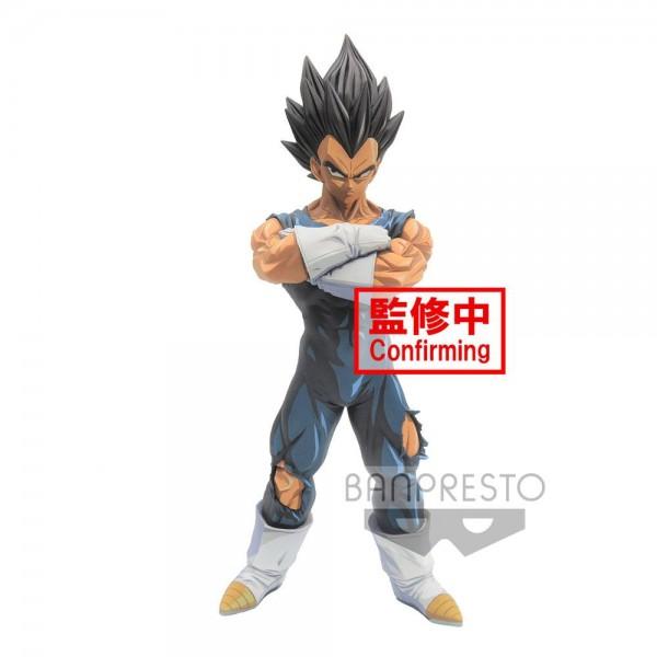 Dragon Ball Z - Vegeta Figur / Grandista nero - Manga Dimensions: Banpresto