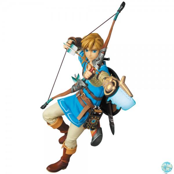 The Legend of Zelda Breath of the Wild - Link Actionfigur - RAH: Medicom