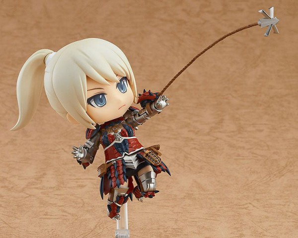 Monster Hunter World - Female Rathalos Nendoroid / Armor Edition - DX Version: Capcom