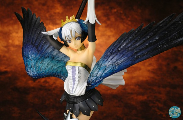 Odin Sphere - Gwendolyn Statue: Alter