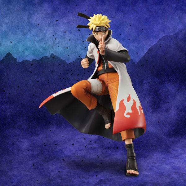 Naruto Shippuden - Naruto Uzumaki Statue / G.E.M. Series - Sage Version: MegaHouse