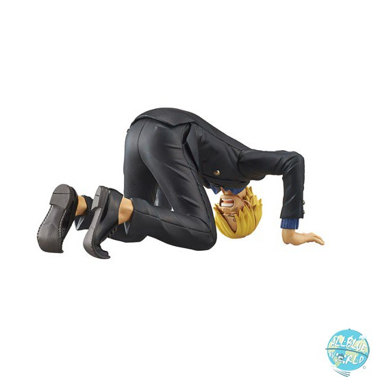 One Piece - Sanji Figur - Dramatic Showcase: Banpresto