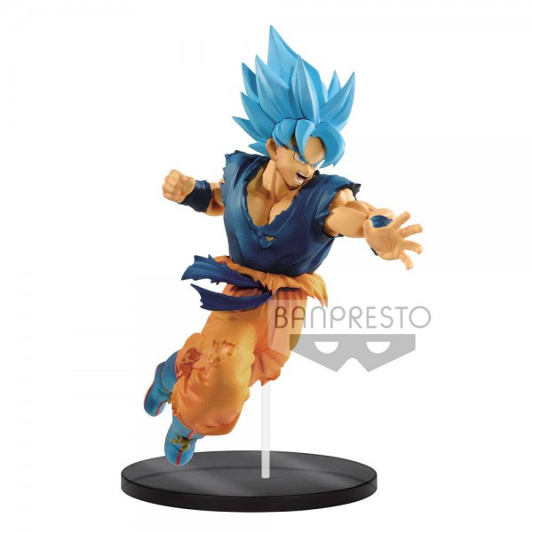 Dragon Ball Super - SSGSS Son Goku / Ultimate Soldiers: Banpresto