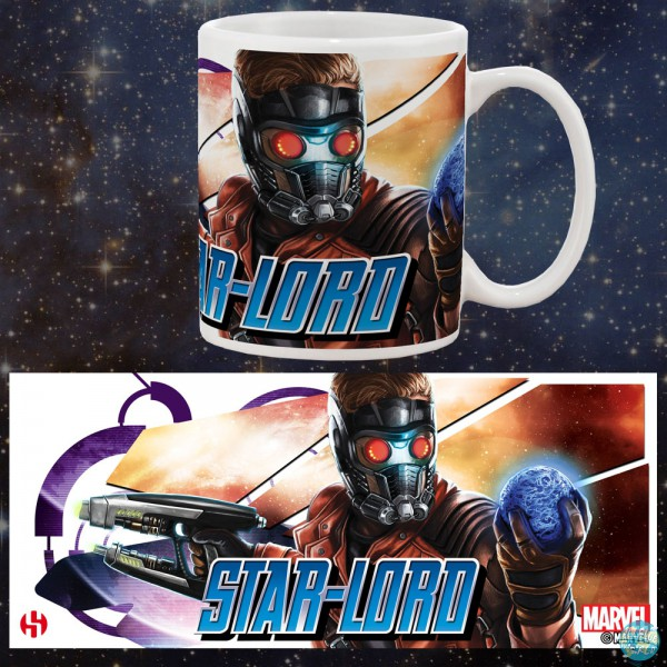 Guardians of the Galaxy SeDi Tasse Star Lord 300ml