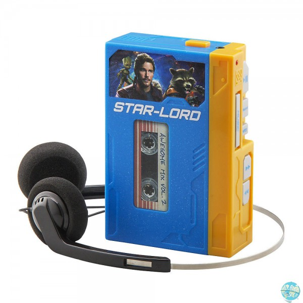 Guardians of the Galaxy - Mini Boombox mit Kopfhörer: iHome