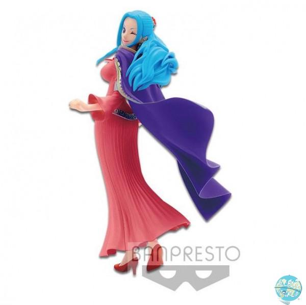 One Piece - Nefertari Vivi Figur - Creator X Creator / Special Color: Banpresto