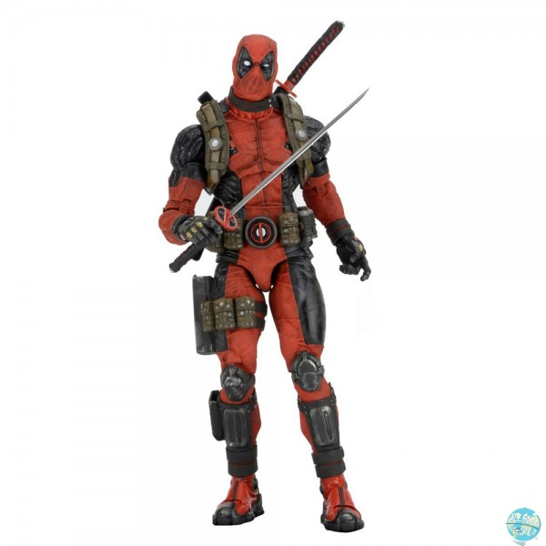 Marvel Comics - Deadpool Actionfigur: NECA