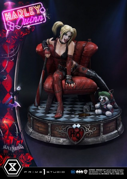 Batman Arkham City - Harley Quinn Statue: Prime 1 Studio