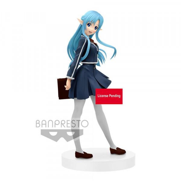 Sword Art Online - Asuna Figur / EXQ: Banpresto