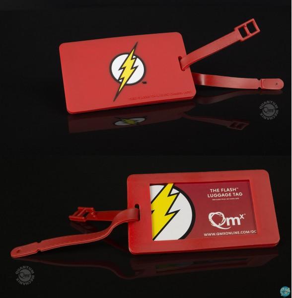 DC Comics - Flash Kofferanhänger - Q-Tag: Quantum Mechanix