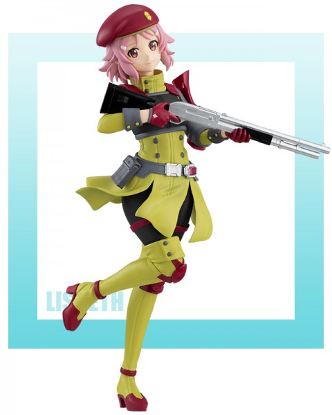 Sword Art Online Alicization - Lisbeth Figur / Super Special Series: FuRyu