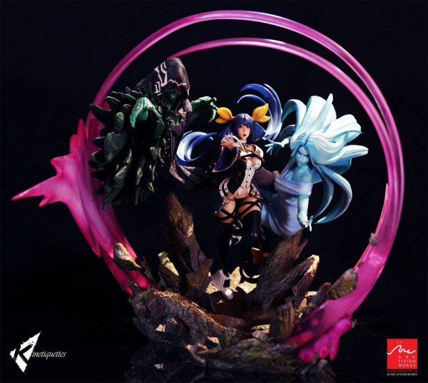Guilty Gear - Dizzy Diorama: Kinetiquettes