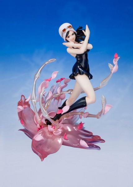 One Piece - Nico Robin Figur / FiguartsZERO - Mil Fleurs, Campo de Flores: Bandai