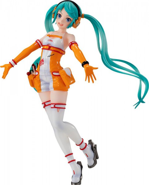 Hatsune Miku GT Project - Hatsune Miku Figur / Pop Up Parade - 2010Version: Good Smile Company