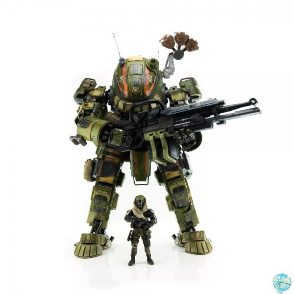 Titanfall - M-COR Ogre Actionfigur: Threezero