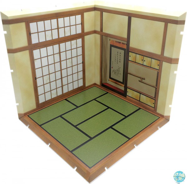 Dioramansion 150 - Japanese Room / Zubehör-Set: PLM